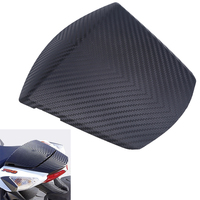 POSSBAY Black Motorcycle Rear Seat Cowl Cover Pad Scooter Motocross Cafe Racer Seat For Suzuki GSX R 600 GSX R 750 2011 2016
