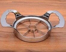 Kitchen Tools & Gadgets Fruit Vegetable Creative kitchen slicer round separator stainless steel fruit cutter