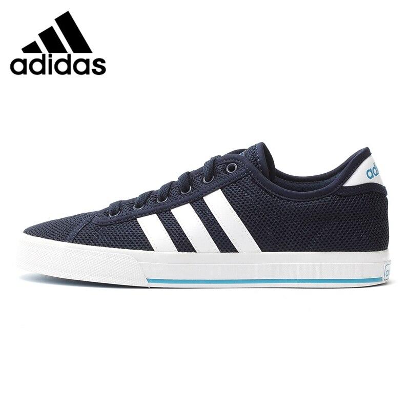 Original Adidas NEO Label Daily Mens Skateboarding Shoes SneakersOriginal Adidas NEO Label Daily Mens Skateboarding Shoes Sneakers