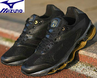 Mizuno WAVE TENJIN J1GR156701 Для мужчин кроссовки Ограниченная серия амортизацию спортивная обувь для тяжелой атлетики сетки Размер 40 45
