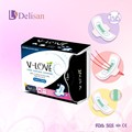 New Brands V-love Negative Ion Sanitary Napkins 290mm for Night Use