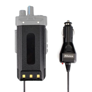 Image 5 - شاحن سيارة مزيل البطارية 12 فولت 24 فولت ل Ailunce HD1 ثنائي النطاق DMR راديو رقمي لاسلكي تخاطب