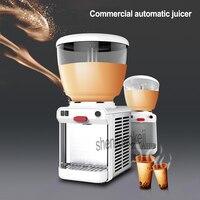 ジュース容器自動飲料商業ジュースマシンセルフサービス攪拌コールドドリンクマシン LJH20 単気筒