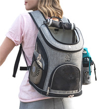 Outdoor Cat Backpack Pet-Carrier Travel-Bag Puppy Small Kitten Breathable for Dogs Super