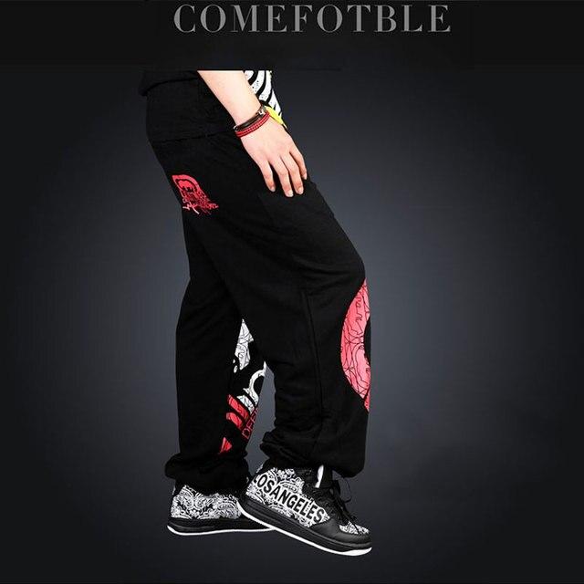 Free Shipping 2016 Hot Autumn And Winter Hip Hop Pants Men Who Pants Street Dance Youth Slacks