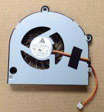 SSEA Fan New CPU Para Toshiba C660 C665 C655 C650 A660 A665D A665 P750 P755 P750D P755D L675D L670 laptop Ventilador de Refrigeração