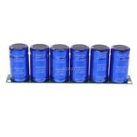 Farad Capacitor 2 7V 500F 6 Pcs 1 Set Super Capacitance With Protection Board Z10 Drop