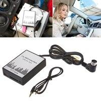 Высокое качество USB SD AUX автомобиль MP3 музыкальный плеер адаптер для Volvo HU серии C70 S40/60/80 V70 XC70 Интерфейс простой Установка