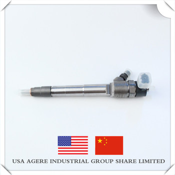 Fuel Pump Distributor Diesel High Quality Common Rail Injector 0445110442 Can Match Injector Parts DLLA162P2266/F00VC01377