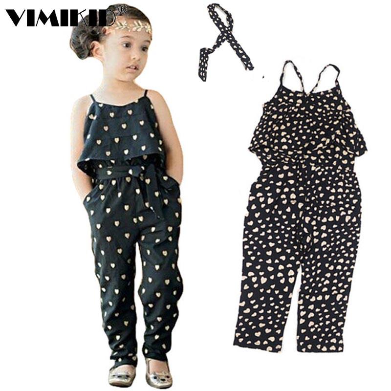 2018 Mädchen Strampler Kleidung Kinder Mädchen Geschirr - Kinderkleidung