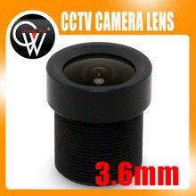 "5 шт/лот 36 мм объектив плата камеры lens1/3 ""и 1/4"""