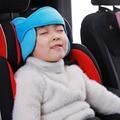 Edislight 유아 헤드 안전 스트랩 어린이 지원 자동차 좌석 커버 쿠션 조정 가능한 수면 위치 유모차 액세서리