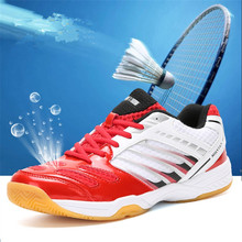 studieux WAO New Badminton Shoes Men Hot Women Sport Trainers Anti-Slippery Breathable For Lovers Training Sneakers
