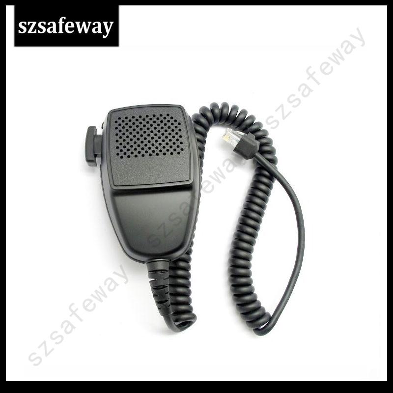 2PCS/Lot Remote Shoulder Mic For  Motorola Two Way Radio Mobile Radio GM300 Series
