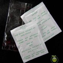 Bamboo Herbal Foot Care Detox Pad (2 piece/bag)