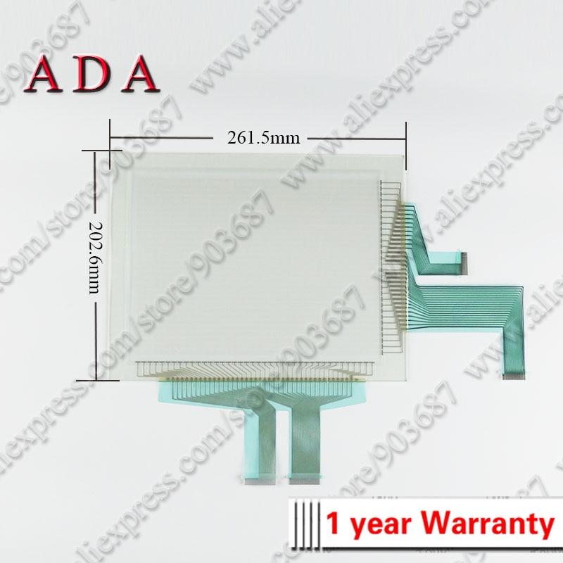 Touch Screen Panel Glass for Omron NS10-TV01-V1 NS10-TV01B-V2 NS10-TV00B-V2