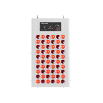 Professional 2019 led panel red therapy full body low emf red light therapy 660nm 850nm 300w 400w led therapy light