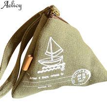 Aelicy мужской кошелек на молнии, кошелек, сумка для денег, Zongzi, держатель для карт, для мальчиков, детей, студентов, кошелек, клатч, портмоне, сумочка
