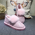 2016 new women leather loafers for women's shoes to keep warm lazy manufacturers selling beef tendon bottom a undertakes