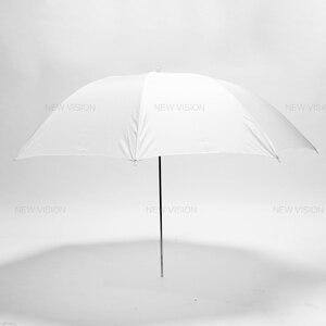 "Image 4 - 2 pcs godox 40 ""102 cm 소프트 화이트 디퓨저 스튜디오 사진 반투명 우산 스튜디오 플래시 스트로브 조명"