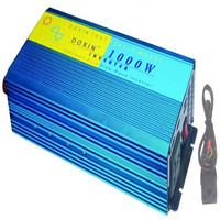 1000 Watt 1000W 1KW Pure Sine Wave Power Inverter DC 12V To AC 220V Car Charge