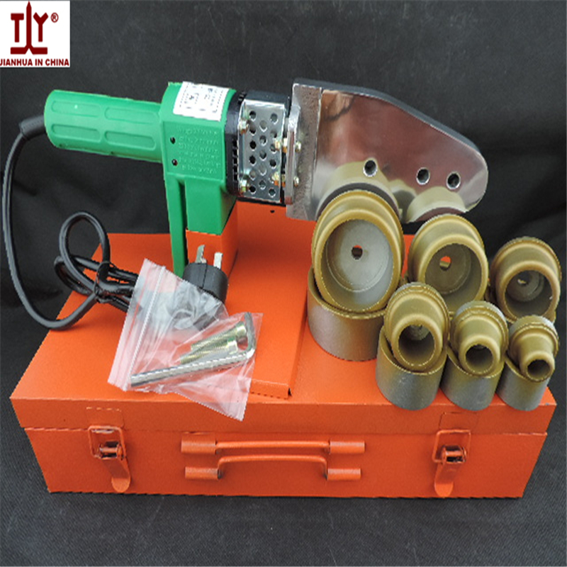 Free Shipping Plumber Tools 20-63mm 800W 220V Ppr Pipe Welding Machines, Plastic Pipe Welder, Tube Welding Machine