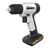 Casa taladro manual WX120 pequeño destornillador eléctrico batería de litio taladro de carga herramienta de torneado eléctrico|Accesorios para herramientas eléctricas| |  -