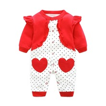 Baby Clothes Jumpsuits Long Sleeves Rompers Outfits
