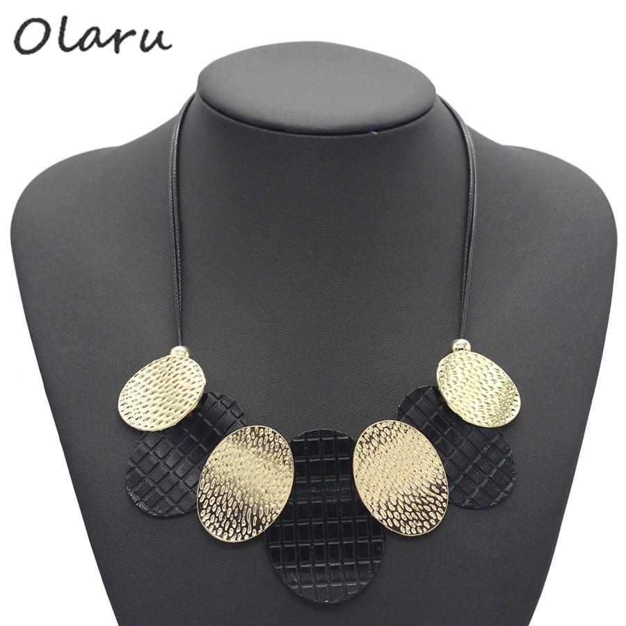 Olaru Jewelry Maxi Necklace...