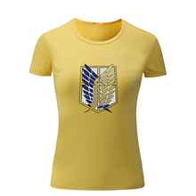 Attack on Titan Cosplay T Shirt Women (8 colors)