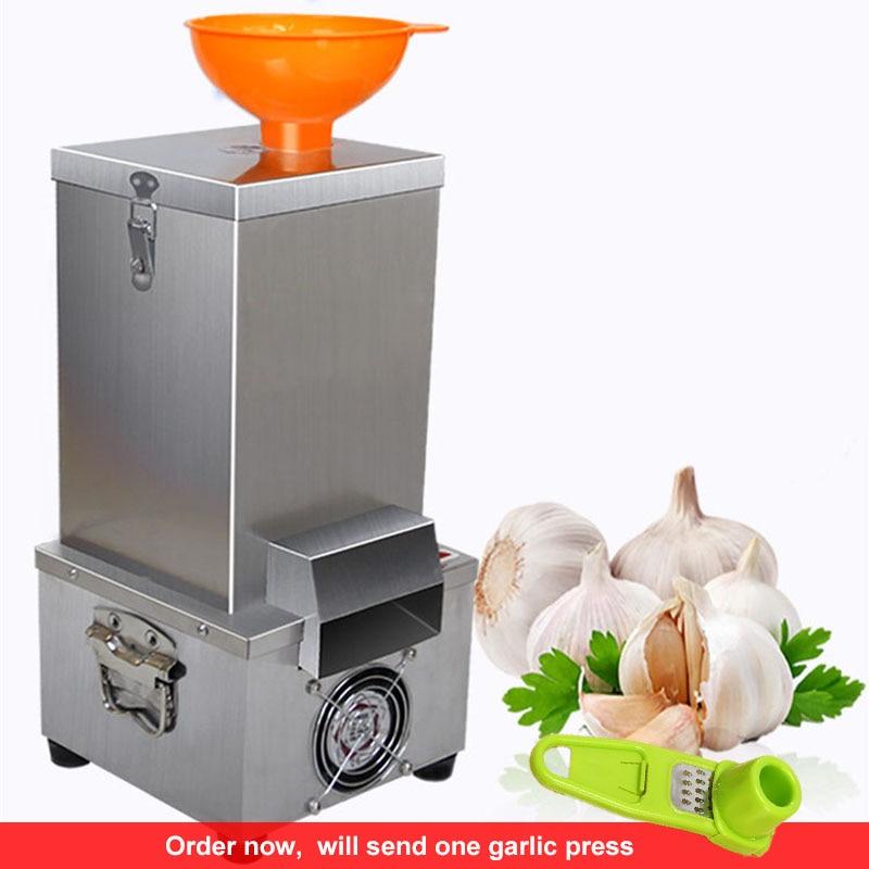 Küchenhelfer Möbel & Wohnen New Household and Commercial Garlic Peeling Machine Electric Garlic Peeler 220V