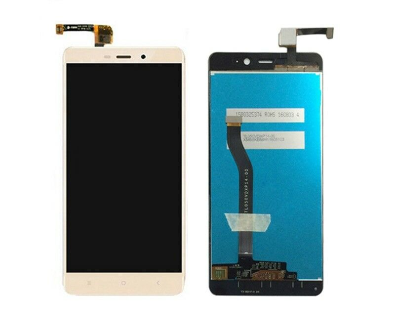 OEM High LCD Pro For <font><b>Xiaomi</b></font> <font><b>Redmi</b></font> <font><b>4X</b></font> pro prime LCD <font><b>Display</b></font> + Touch Screen Digitizer Assembly with <font><b>Frame</b></font> for hongmi 4 Pro 3GB image