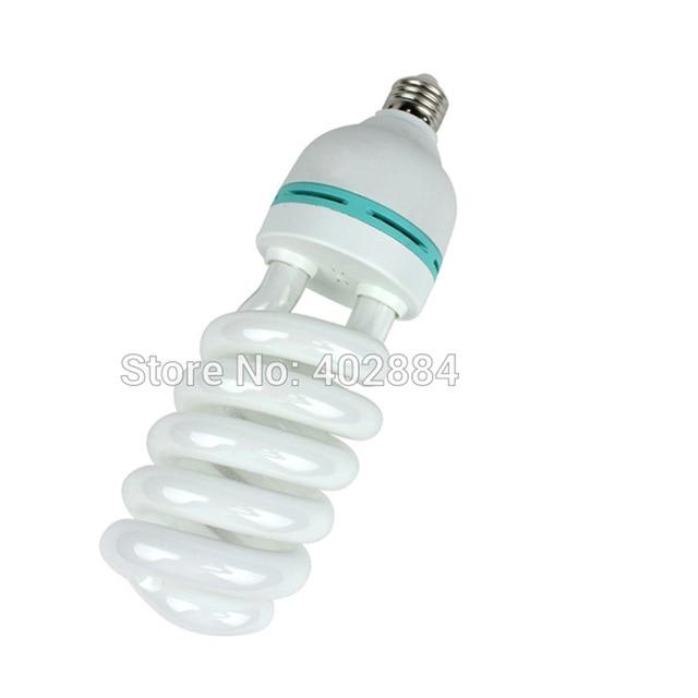 Photo Studio 135W Bulb 220V 5500K Energy Saving Lamp holder White Lighting E27 Holder for Photography