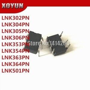 Image 1 - 5pieces/lot LNK302P LNK302PN LNK304PN LNK305PN LNK306PN LNK353PN LNK354PN LNK363PN LNK364PN LNK364P LNK501P LNK501PN DIP 7