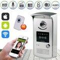 Waterproof WiFi video door phone doorbell Wireless Intercom Support 3G/4G IOS Android Remote Unlock IR Night Vision Alarm
