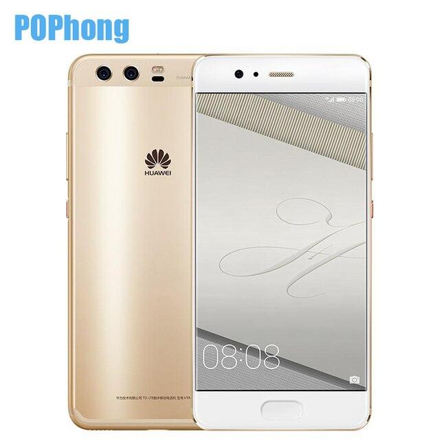 New Origianl Huawei P10 Plus 5.5 Inch 6GB RAM 256GB ROM Fingerprint ID Smartphone Color 20.0MP Leica Camera kirin 960 Octa Core