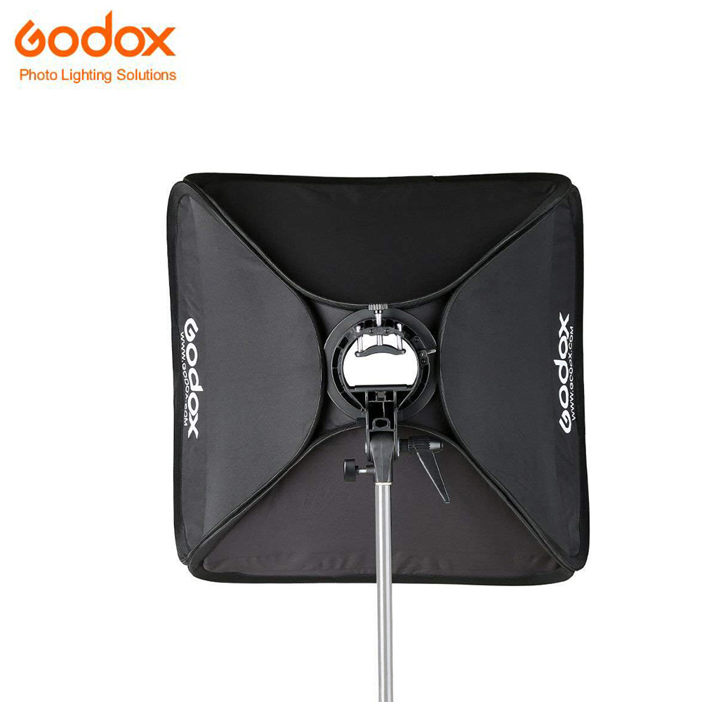 Flashbox Godox Softbox SFUV8080 Folding 80 * 80 cm + Mbajtës i - Kamera dhe foto - Foto 4