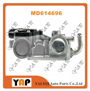 Idle Air Control Motor FOR FITMitsubishi Nimbus Lancer Galant 4G93 4G64 4G63 1.8L 2.0L 2.4L L4 MD614696 1992-2013