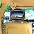 TFY Car Headrest Mount Holder for iPad 4 / iPad 3 / iPad 2, Black