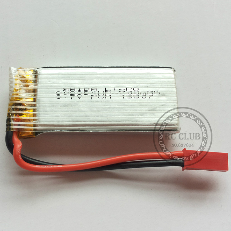 JD 509 font b battery b font 3 7V 700mAh Li po font b battery b