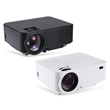 Original New Arrival M1B Mini LED Projector Smart Android 4.4 LCD Quad Core Bluetooth 4.0 Wifi Support 1080P Wireless Projector