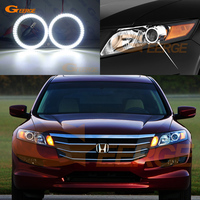 For honda Crosstour 2010 2011 2012 2013 2014 2015 smd led Angel Eyes kit Day Light Excellent Ultra bright illumination DRL