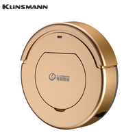 KLiNSMANN Smart Robot Vacuum Cleaner For Home 1000Pa Strong Suction Aspiradora Automatic Cleaning Sweeper Household Aspirator