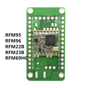 Image 5 - 무선 LoRa 모듈 개발 보드 3.3V 수 RFM69C RFM69CW RFM12B RFM69HC RFM69HCW RFM95 RFM96 RFM98 RFM22B RFM23B