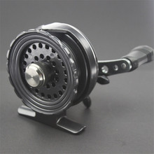 Hot Sales Full Metal Aluminum Ultra-light Former Ice Wheel Fly Fishing Reel Right Left Handed Fishing Tackle