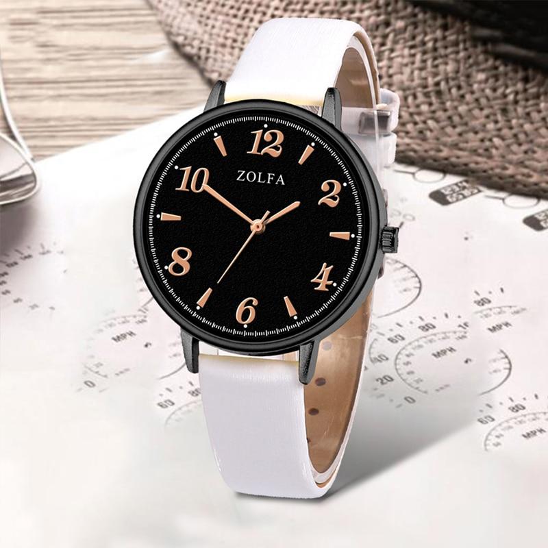 Fashion Casual Wristwatch Classic Wrist Watch Creative Simple Quartz Clock Women Watches Casual Metal Ladies Relogio Feminino
