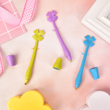 1pc Diamond painting point drill pen, round  double head fast no trace stick diamond embroidery tool