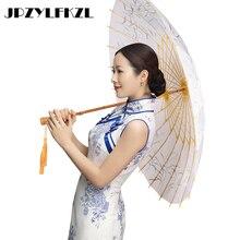 2018 Hot New Arrival Brand Long Umbrella 24K Windproof Wooden Handle Large Men Umbrellas Rain Quality Classic Business Paraguas