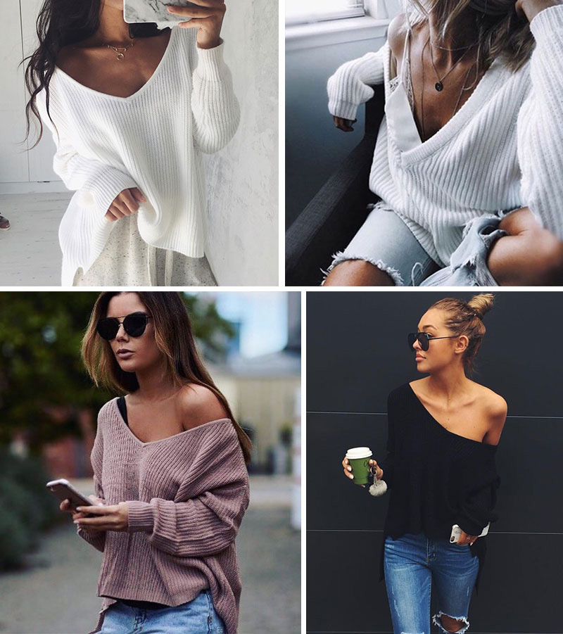 HTB1xEFONXXXXXcMXpXXq6xXFXXX9 - FREE SHIPPING Sexy off shoulder split knitted sweater Jumper JKP272