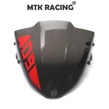 цена на MTKRACING Motorcycle accessories small windshield for Yamaha MT 09 MT-09 FZ-09 mt09 fz09  2017 2018 2019